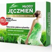 Młody Jęczmień, 60 tabletek