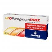 Urofuraginum Max, 30 tabletek