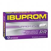 Ibuprom RR 400mg, 24 tabletek
