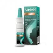 Nasivin Kids (Soft 0,025%), aerozol do nosa, dla dzieci od 1 do 6 lat, 10ml