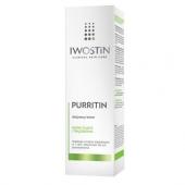 IWOSTIN Purritin, aktywny krem, skóra tłusta i trądzikowa, 75ml