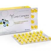 LINOcomplex A+E+F, 60 kapsułek