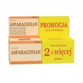 Asparaginian Magnezu Potasu, 100 tabletek