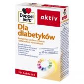 Doppelherz Aktiv, Dla diabetyków z morwą, 30+10 tabletek