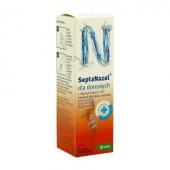 SeptaNazal, aerozol do nosa, dla dorosłych, 10ml