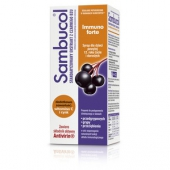 Sambucol Immuno Forte, syrop, 120ml