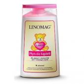 Linomag, płyn do kąpieli dla dzieci i niemowląt, 200 ml