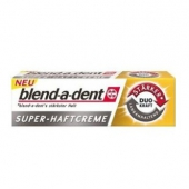 Blend-a-dent Plus Dual Power, klej do protez, 40g