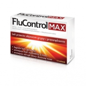FluControl Max, 10 tabletek