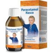 Paracetamol Hasco 120mg/5ml, zawiesina o sm. pomarańczowym, 150 g
