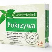 Pokrzywa, zioła w tabletkach, 30 tabletek
