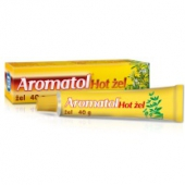 Aromatol Hot Żel, 40g