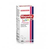 Magnefar B6 Junior, płyn, 120 ml