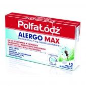 Alergo Max Polfa Łódź, 10 tabletek