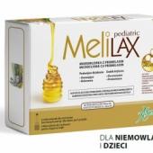 Aboca Melilax, mikrowlewka doodbytnicza dla dzieci, 6 sztuk po 5g