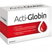 Acti-Globin, 30 tabletek
