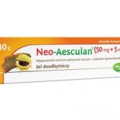 Neo-Aesculan, żel doodbytniczy, 30g