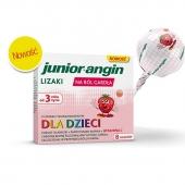 Junior-angin lizaki, 8 sztuk