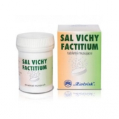 Sal Vichy Factitium, 40 tabletek musujących