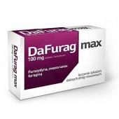 DaFurag Max 100 mg, 30 tabletek