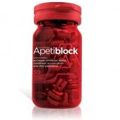 Apetiblock, wiśniowo-malinowy, 50 tabletek