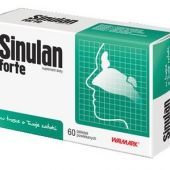 Sinulan Forte, 60 tabletek