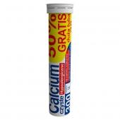 Calcium 300 czyste hypoalergiczne, 20 tabletek musujących