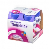 Nutridrink o smaku owoców leśnych, 125ml (1 sztuka)