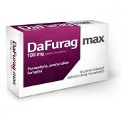 DaFurag Max 100 mg, 15 tabletek