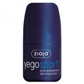 ZIAJA Yego Sport, antyperspirant, 60ml
