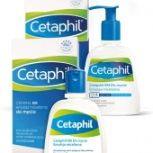 CETAPHIL EM, emulsja micelarna do mycia, 250ml