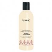 Ziaja Kaszmirowa, szampon wzmacniający, 300ml