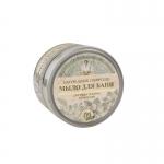 Babcia Agafia, mydło naturalne czarne, 500ml