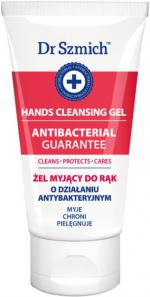 DR SZMICH Żel myjący d/rąk o dział.antybak