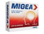 Migea 200mg, 4 tabletki