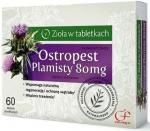 Ostropest Plamisty 80mg, zioła w tabletkach, 60 tabletek